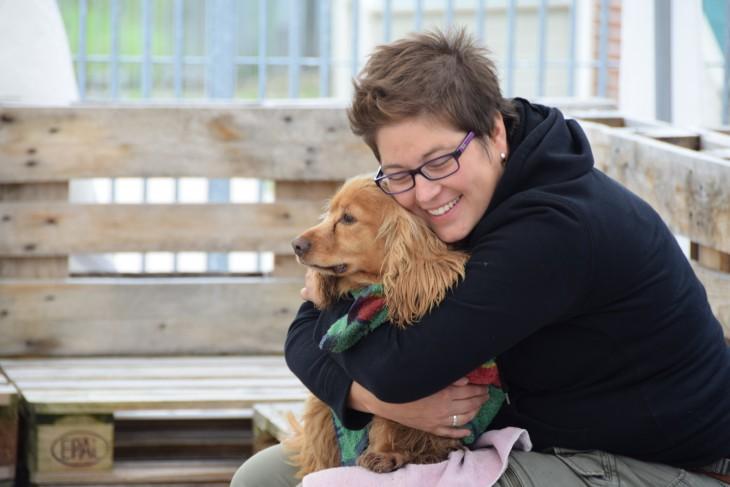 N'Djoy - voor hulp aan honden en hun baasjes in Cuijk en Boxmeer. Voerpakketten voor honden van minima, privéles, hondengedragsadvies, herplaatsing van honden