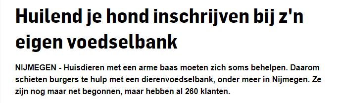Huilend-hond-inschrijven-dierenvoedselbank-ndjoy-gelderlander
