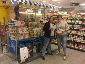 2018-09-voerinzamelactie-ah-albert-heijn-cuijk-ndjoy-hulp-honden-baasjes