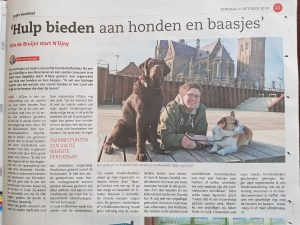 kim-de-bruijni-ndjoy-hulp-honden-baasjes-cuijks-weekblad-okt-2018